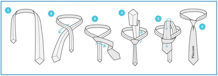 cara memakai dasi segitiga, cara memakai dasi, cara memasang dasi, cara pakai dasi, cara pasang dasi, cara memakai dasi kantoran, cara mengikat dasi