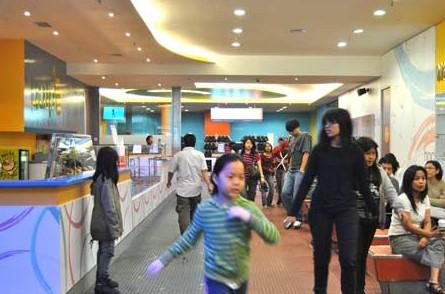 informasi harga tiket masuk ice skating Taman Anggrek