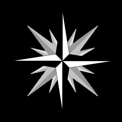32 arah mata angin dalam bahasa inggris berdasarkan kompas