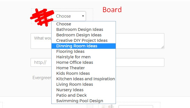 review viraltag - board pinterest