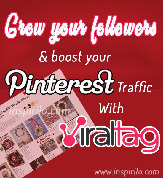 review viraltag untuk optimasi Pinterest
