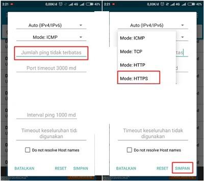 Cara Menstabilkan PING Internet Saat Main Game Online Di Android